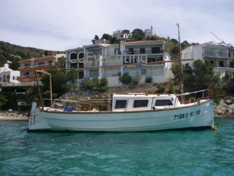 1988 Menorquin Yachts MENORQUIN 38