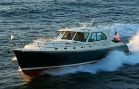2016 Hinckley Talaria 55 MKII Motoryacht