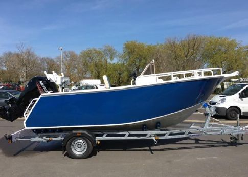 2015 Noble Boats Sports Fisher