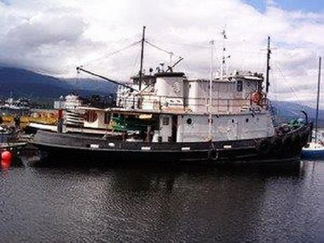 1956 National Steel Corporation Tug