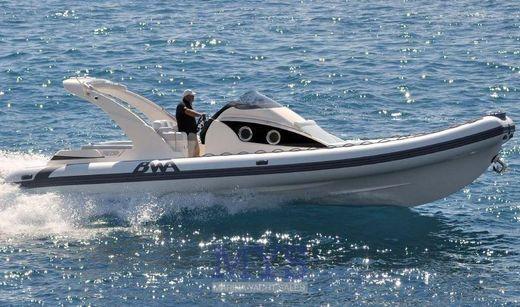 2018 Bwa Nautica 34 EFB PREMIUM