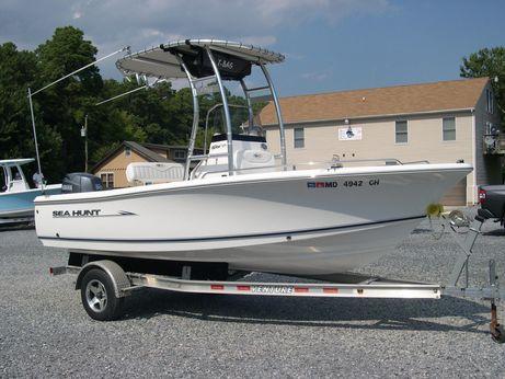 2011 Sea Hunt 177 Triton