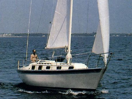 1982 Irwin Citation 34