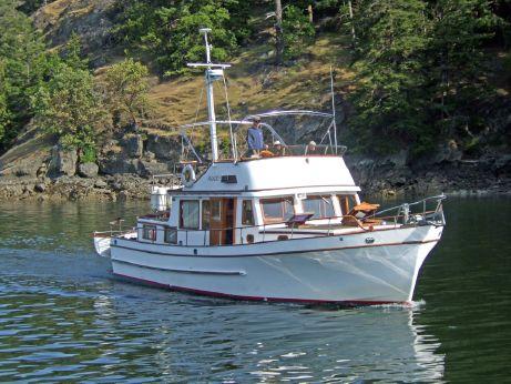 1978 Puget Trawler
