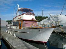 1979 Abc Yachts 40 FT Trawler Tri Cabin