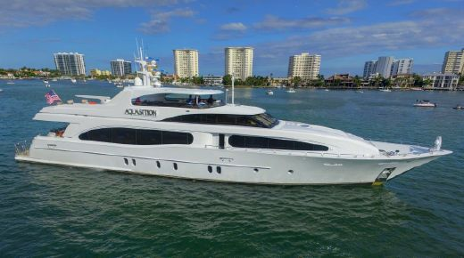 2007 Broward Raised Pilothouse MY