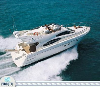 2003 Ferretti 480