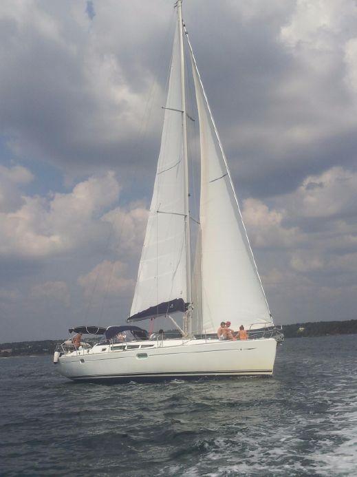 2005Jeanneau Sun Odyssey 45