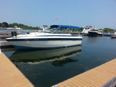 1985 Chris Craft 336 Commander