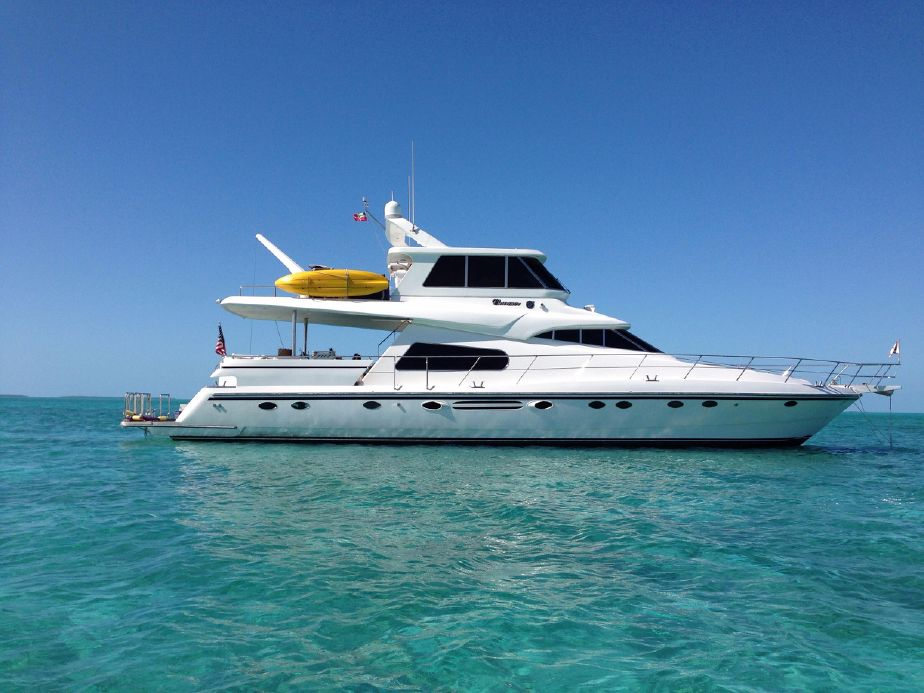 2003Johnson Motor Yacht