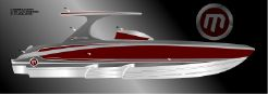 2020 Mystic Powerboats M3800