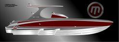 2020 Mystic Powerboats M3800