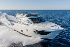 2015 Absolute 40 Fly Flybridge