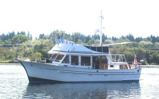1978 Hershine Tri-Cabin Trawler