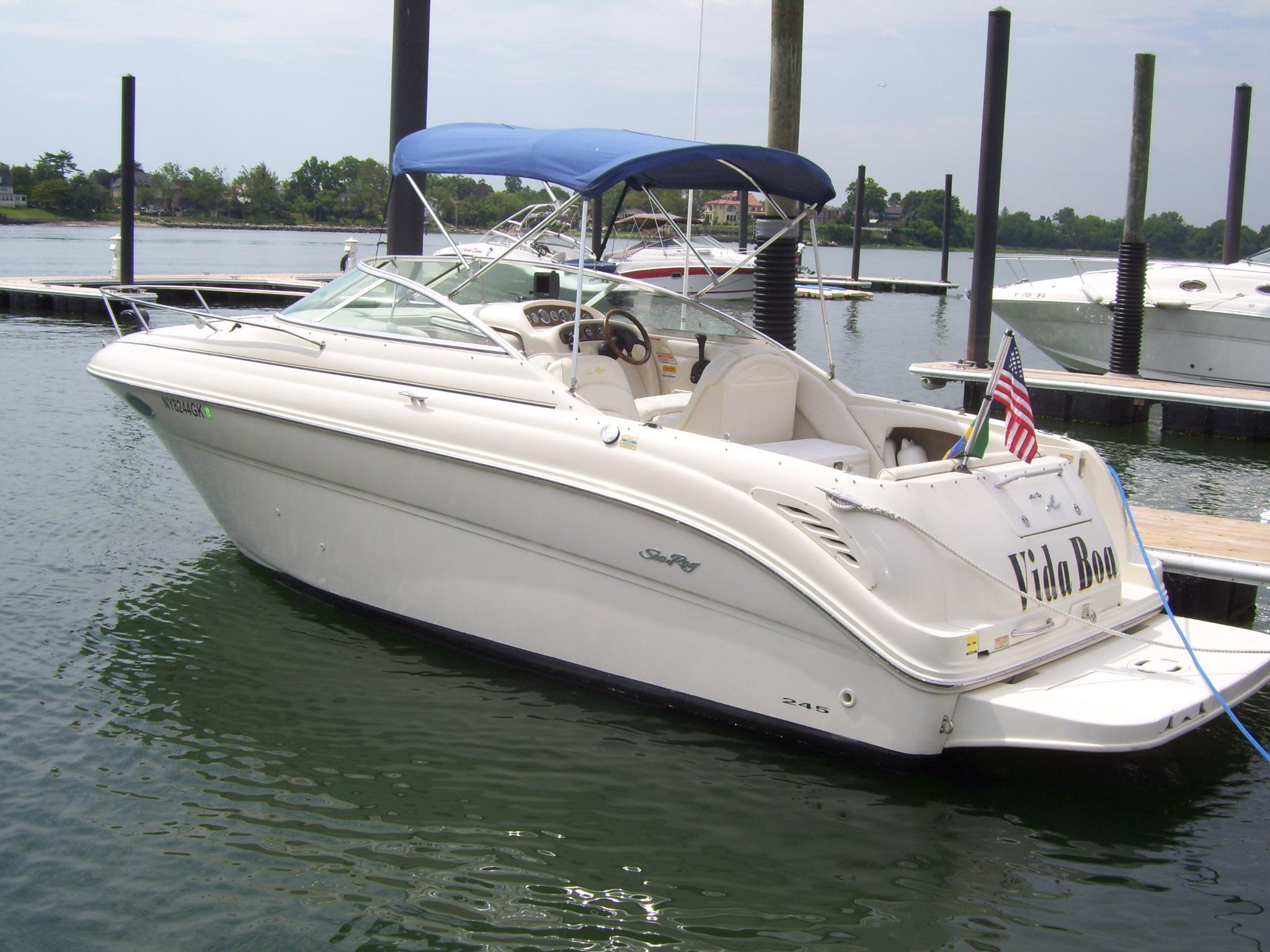 Boats For Sale Orlando >> 2001 Sea Ray 245 Weekender Power Boat For Sale - www.yachtworld.com
