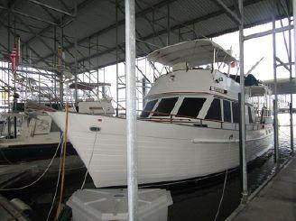 1980 Island Gypsy Trawler