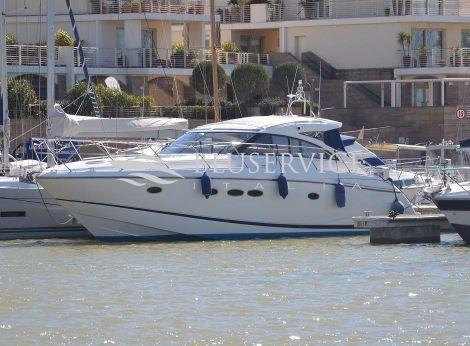 2007 Princess V45