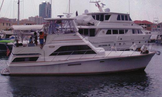 1981 Ocean Yachts Sunliner Aft Cabin Motoryacht