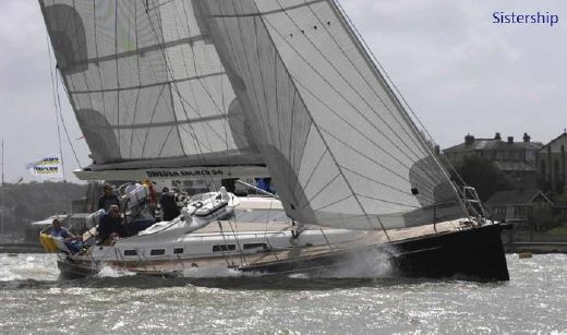 2007 Sweden Yachts 54
