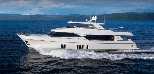 2018 Ocean Alexander 100 Motoryacht Flybridge