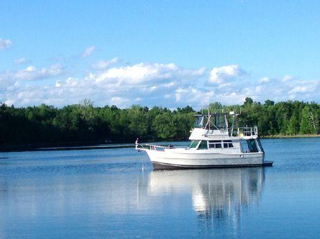 1997 Mainship 350 Trawler