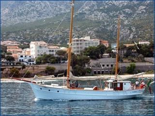 1941 Baglietto Bermudan Ketch