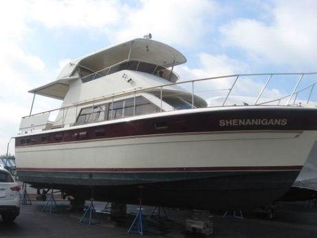 1982 Trojan Motor Yacht