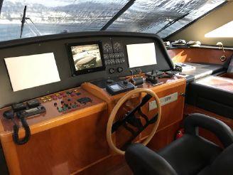 thumbnail photo 1: 2001 Ferretti Yachts 94
