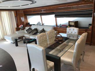 thumbnail photo 2: 2001 Ferretti Yachts 94
