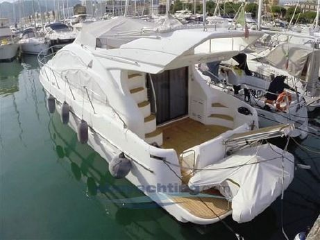 2002 Azimut 42 evolution (42E - 42 E)