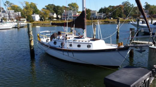 1985 Pacific Seacraft 27 Orion
