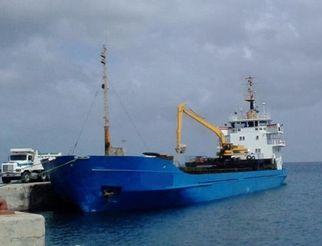 1975 Mini Bulker Dry Cargo Ship