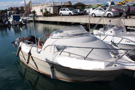 2008 Quicksilver 510 Cruiser