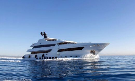 2014 Custom 47 meters motoryacht