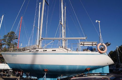 1983 Canadian Sailcraft CS 36 Traditional