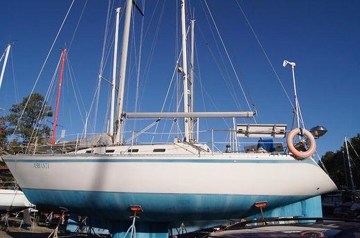 1983 Canadian Sailcraft CS 36 Traditional