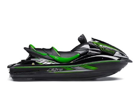 2016 Kawasaki Jet Ski® Ultra® 310LX
