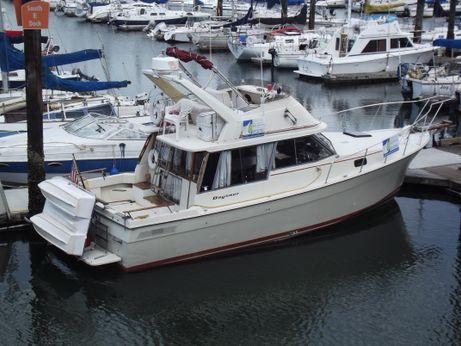 1981 Bayliner 3270 Motoryacht