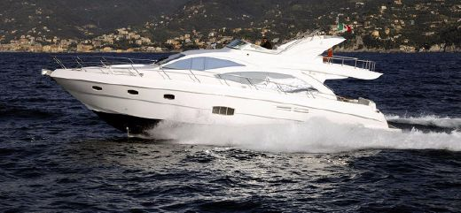 2012 Gulf Craft Majesty 56