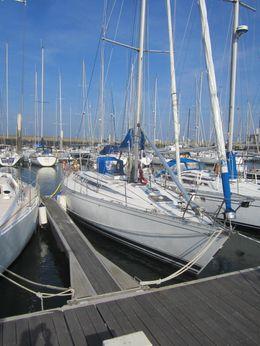1987 Beneteau First 405