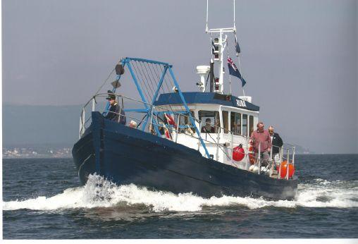 1986 Macduff Shipyards 45' Pilot Boat