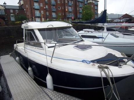 2011 Jeanneau Merry Fisher 645