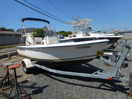 2003 Sea Fox 172 Center Console