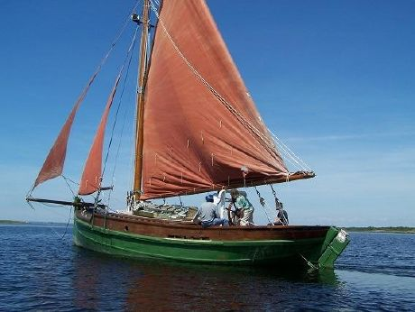 1926 Scottish Gaff ketch