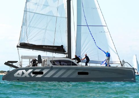 2016 Outremer 4X