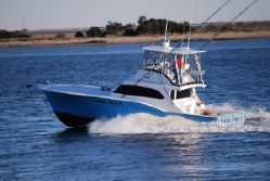 Photo of Custom Carolina Buddy Harris 47 Custom Sportfisherman