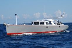 1999 New England Boatworks 80' Ultra Light Displacement Trawler