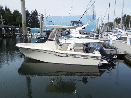 2011 Grady-White Fisherman 209