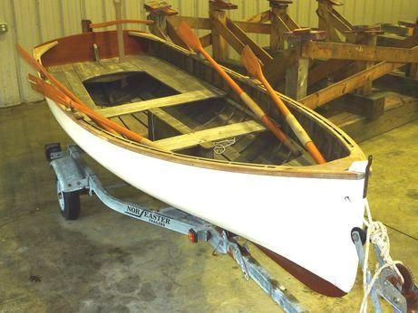 1990 Goeller / Eric Dow Rowing / Sailing Yacht Tender