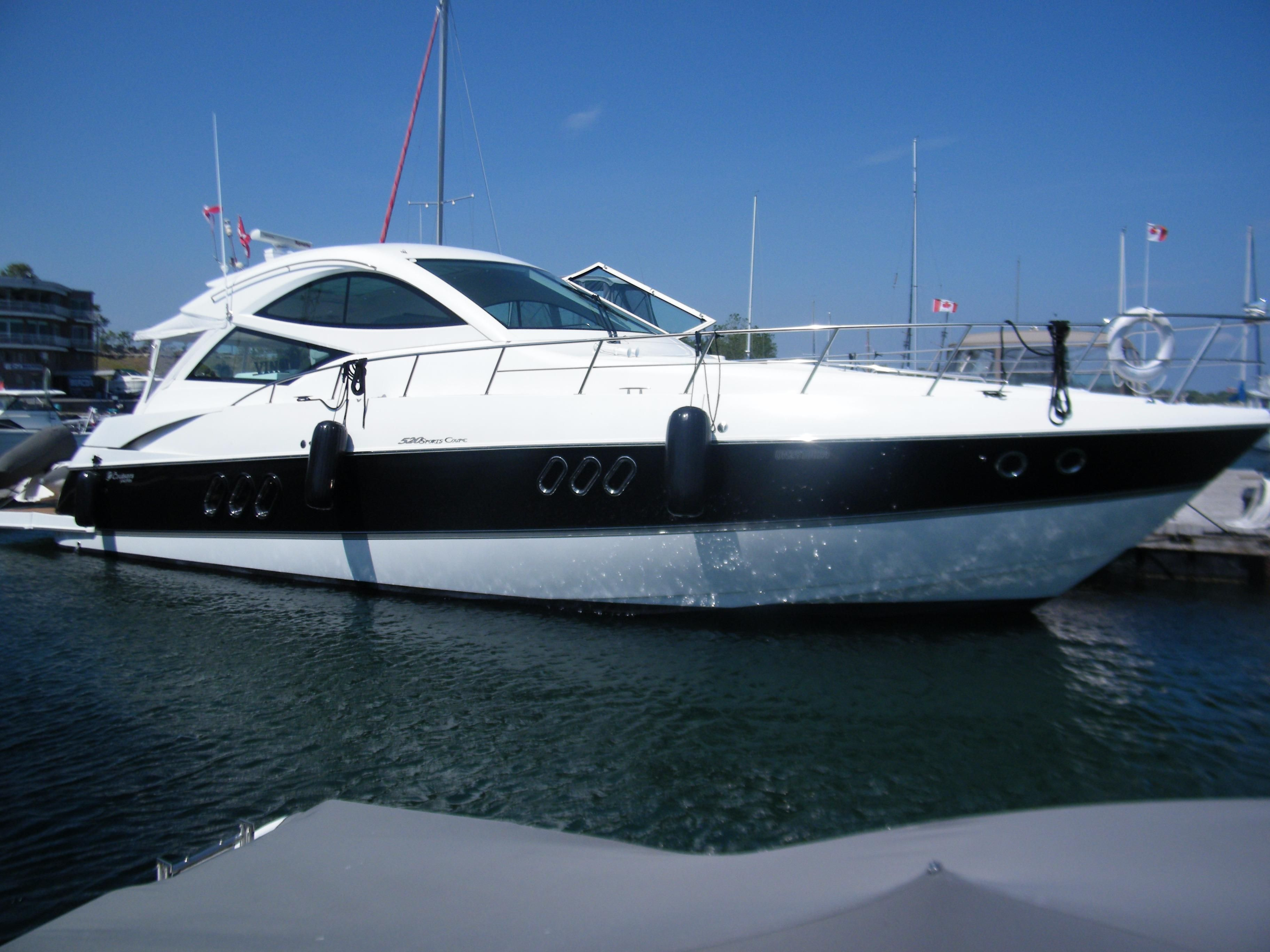 Volvo Share Price >> 2010 Cruisers Yachts 520 Sports Coupe Power Boat For Sale ...